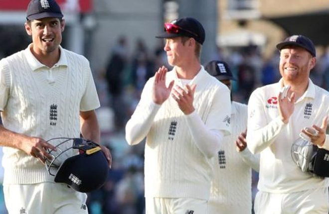 England v India: Cook & Anderson put hosts in control of Test