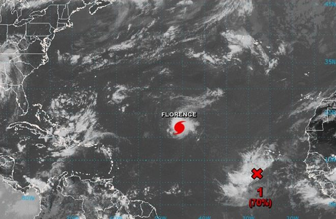 Another Potential Storm in the Making