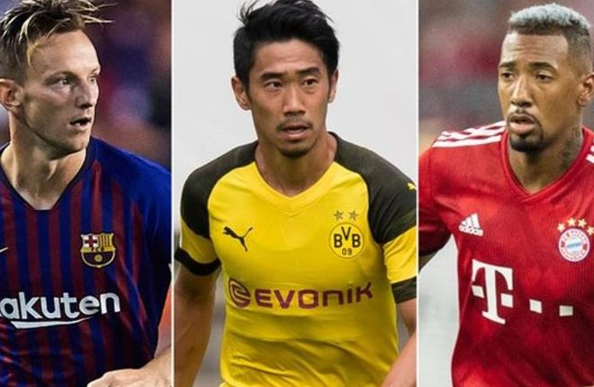 Transfer deadline day: Seven transfers to watch from around Europe and Football League