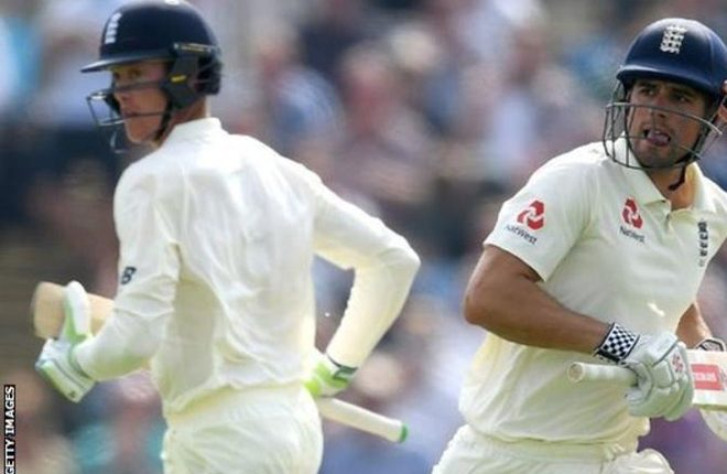 England v India 2018: Hosts keep batting line-up for final Test