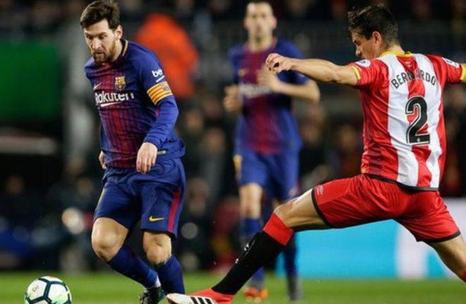La Liga, Barcelona & Girona ask Spanish FA for US game permission