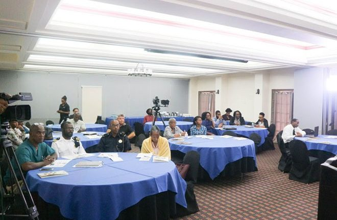 Stakeholders in St. Kitts Sensitized on the Nagoya Protocol and Its Importance to the Federation