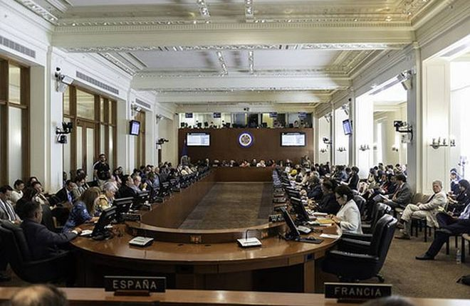 OAS announces creation of working group on migration crisis in Venezuela