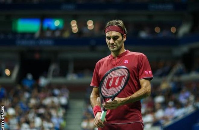US Open 2018: Roger Federer says he 'couldn't get air' during fourth round defeat