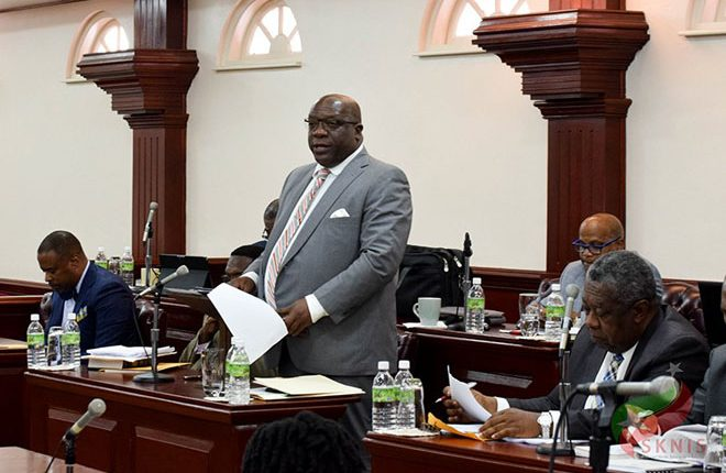Credit Reporting Legislation to Support an Advanced and Fair Credit Reporting System in St. Kitts and Nevis