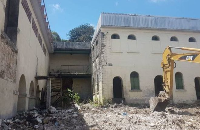 Court halts demolition of historic Castries prison in St Lucia