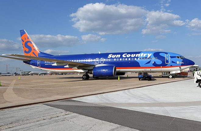 Sun Country Airlines to Begin Regular Scheduled Non-stop Flight to St. Kitts and Nevis in December 2018