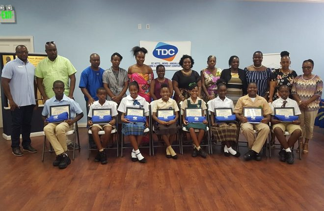 2018 TDC Warren C Tyson Memorial Scholarship and TDC Financial Services Company Limited Academic Excellence Awards