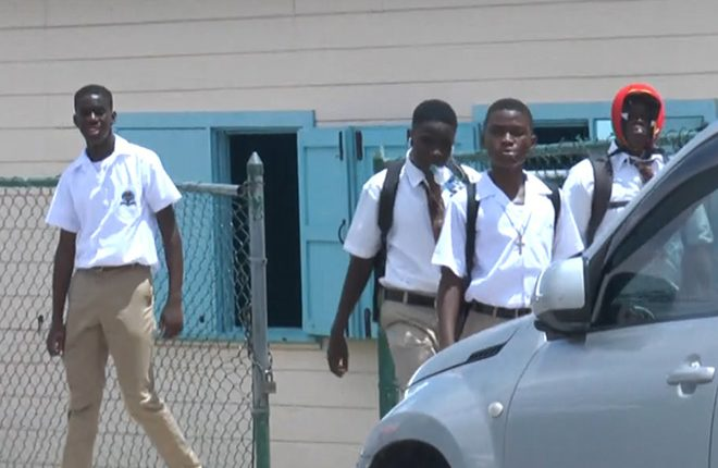 School Reopens and Students Return