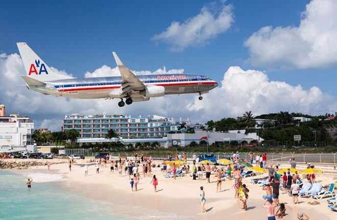 American Airlines Continues its St Maarten Comeback with New and Resumed Services