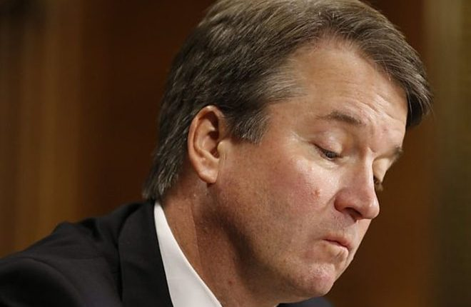 Brett Kavanaugh's classmate says he lied about drinking