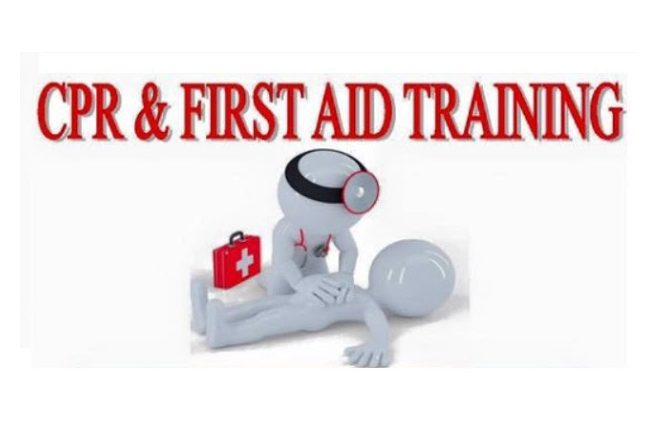 Youth Department Organizes Free First Aid and CPR Certification Training