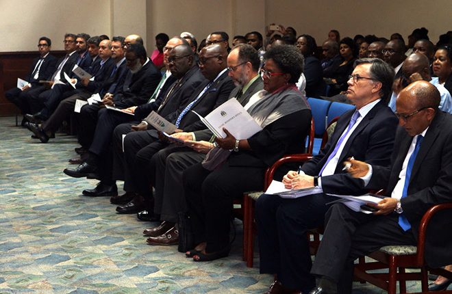 Prime Minister Harris Participates in Caribbean Week of Agriculture Event in Barbados