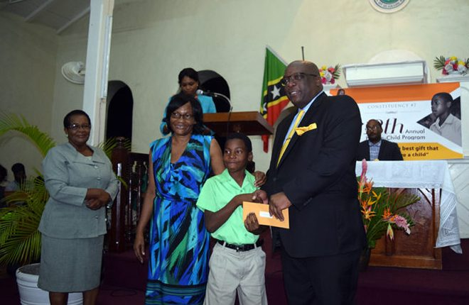 More than 80 students to benefit from Prime Minister Harris' Help-A-Child Programme on Wednesday, October 17