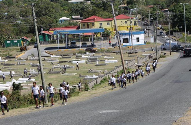 SKN Leading in Tsunami Preparedness in English Speaking Caribbean