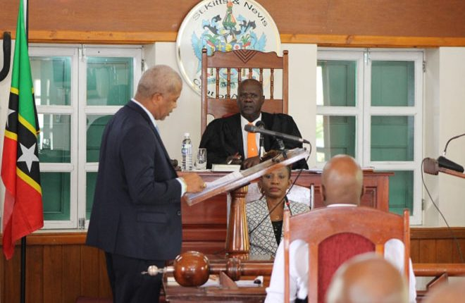 Two Bills to Be Introduced at 4th Sitting of Nevis Island Assembly