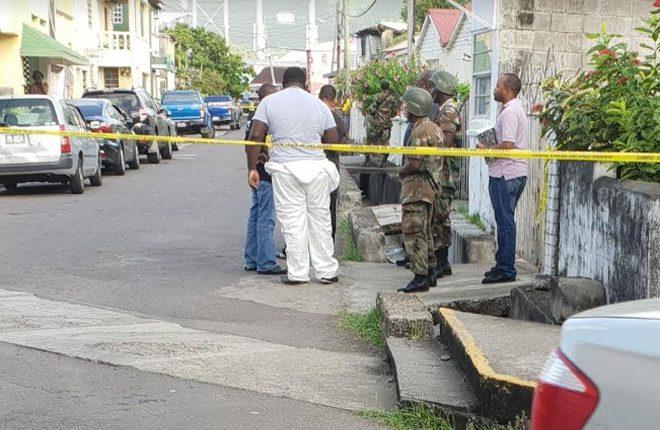 Police Investigating Fatal Stabbing