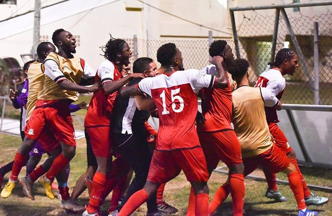 St. Kitts-Nevis Squad Selected ahead of Nations League match