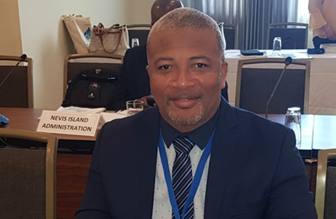 Nevis Water Services Minister Brand pledges to continue working to make water sector climate resilient