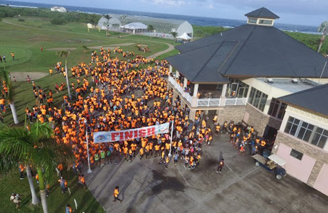 Hundreds Participate in 9th Annual 2K Walk and 5K Run