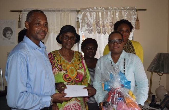 Department of Statistics Recognizes Past Staff Member as Part of Week-long Celebration for Caribbean Statistics Day