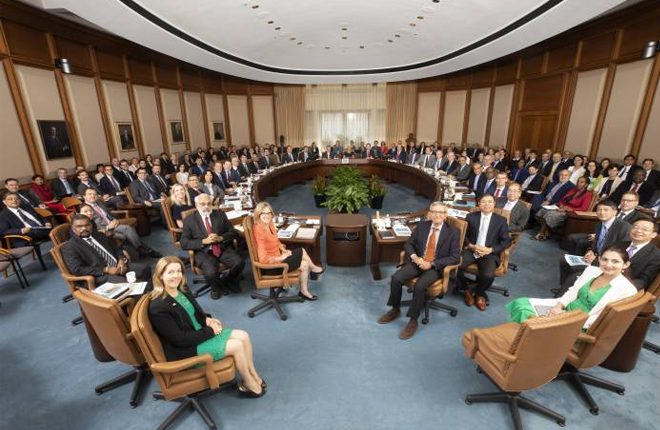 IMF concludes 2018 consultation with Suriname