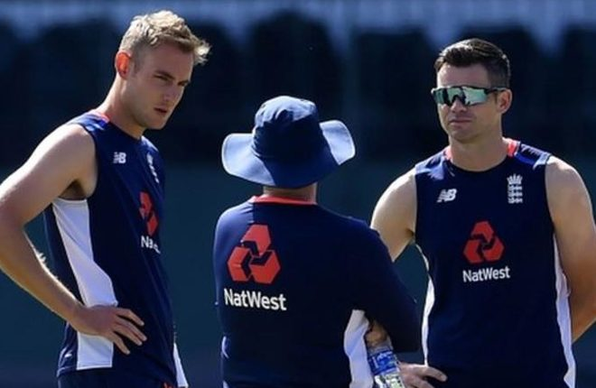 Sri Lanka v England: James Anderson rested, Stuart Broad and Jonny Bairstow return