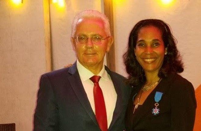 Award for Honorary Consul