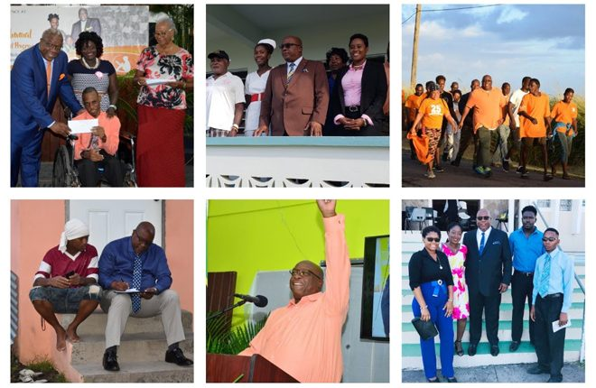 Prime Minister Dr. The Honourable Timothy Harris – Celebrating 25 Years as a Parliamentarian