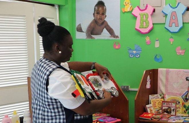 Early childhood education exhibition promotes interactive lessons in classrooms