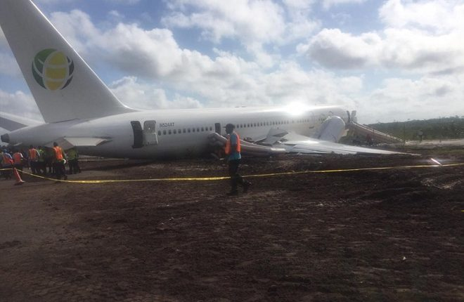 "Report on Fly Jamaica Crash Submitted; Theft by Fire Officers Described As ""Reprehensible"""