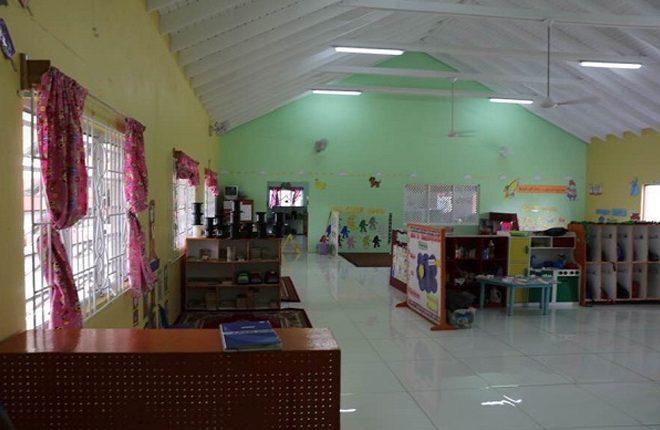 Industrial Site Pre School Re-opened