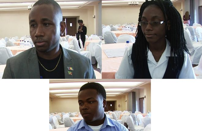 Minister's Youth Forum Inspires Participants To Make A Difference In St. Kitts And Nevis