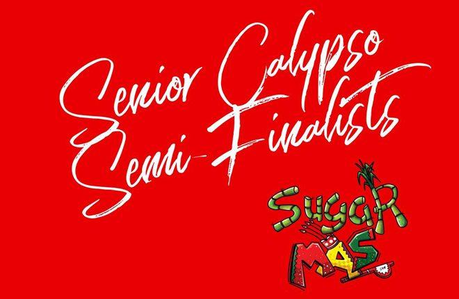 Calypso Semi Finalists Announced