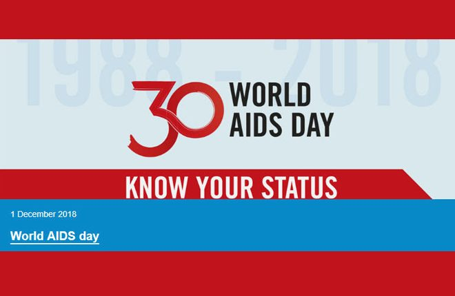 Minister Phipps Stresses the Importance of Knowing One's HIV Status