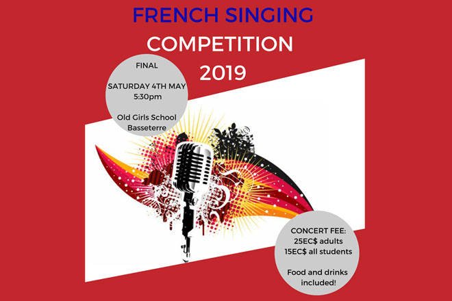 French Singing Competition FINAL 2019 – ZIZ Broadcasting