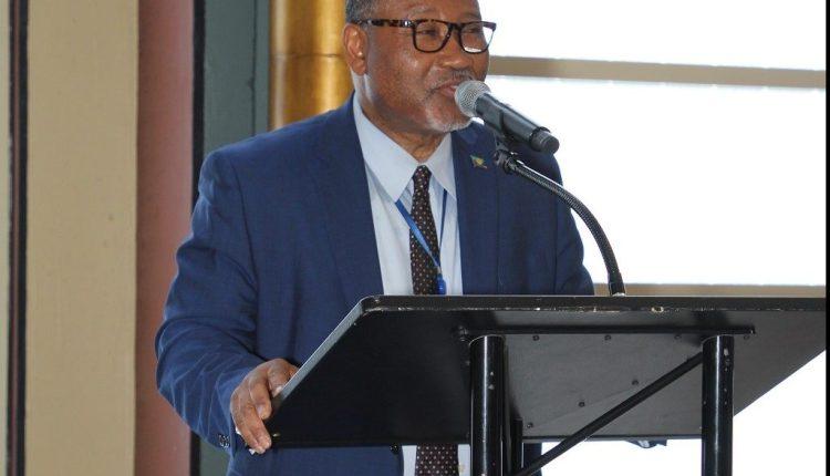 Ambassador Ten-Pow of Guyana.