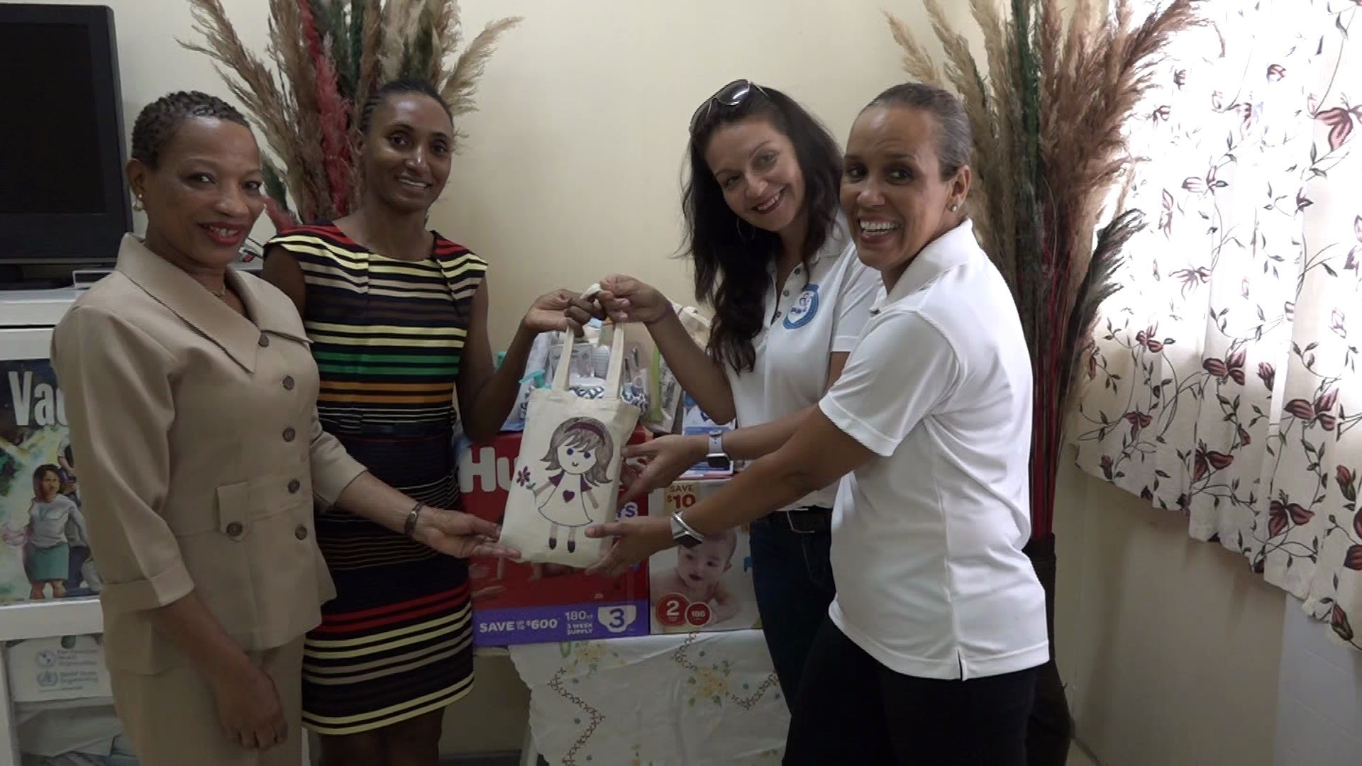 Families Throughout St Kitts To Benefit From Donation Of