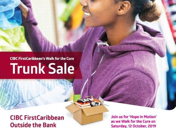 Walk for the Cure 2019 Trunk Sale