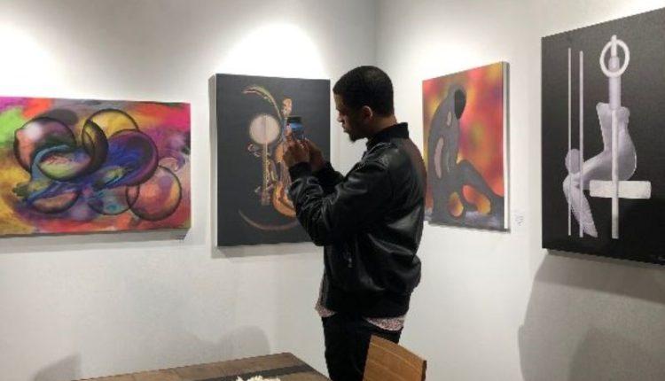 Toronto Independence Art Exhibition 5