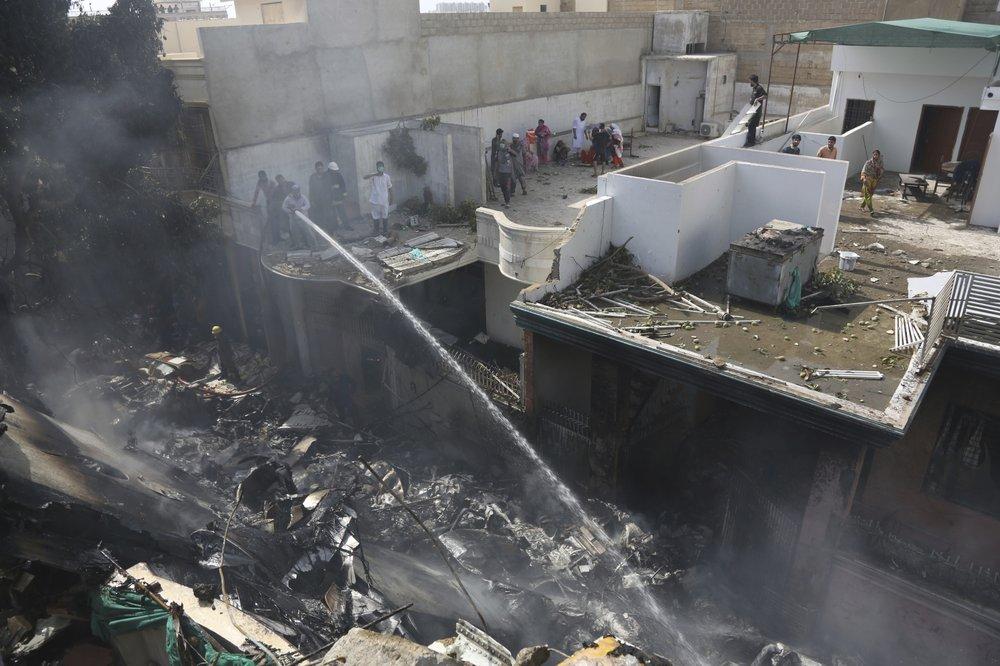 pakistan plane crash - photo #16