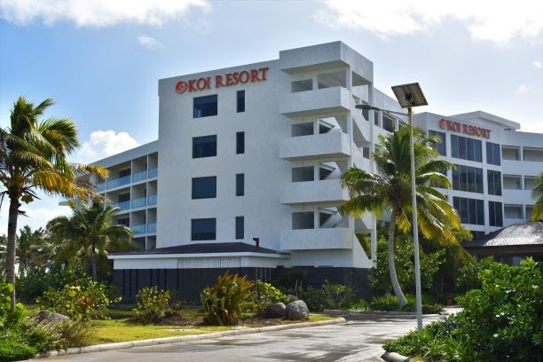 Koi Resort in Frigate Bay, St. Kitts