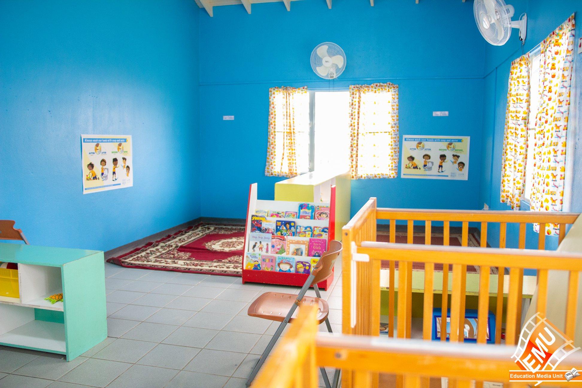 Day care centre SKN Education Meda Unit
